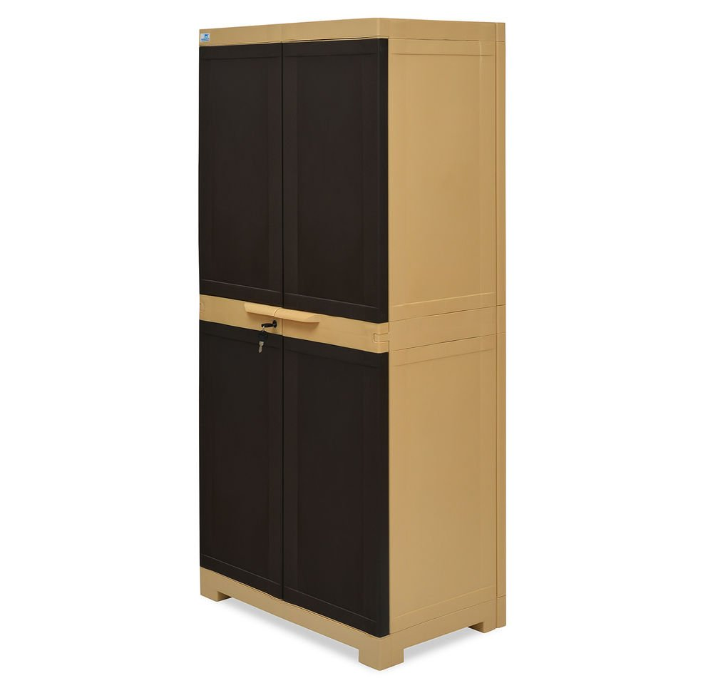 Best Plastic Storage Cabinet in India by grabtionce.in