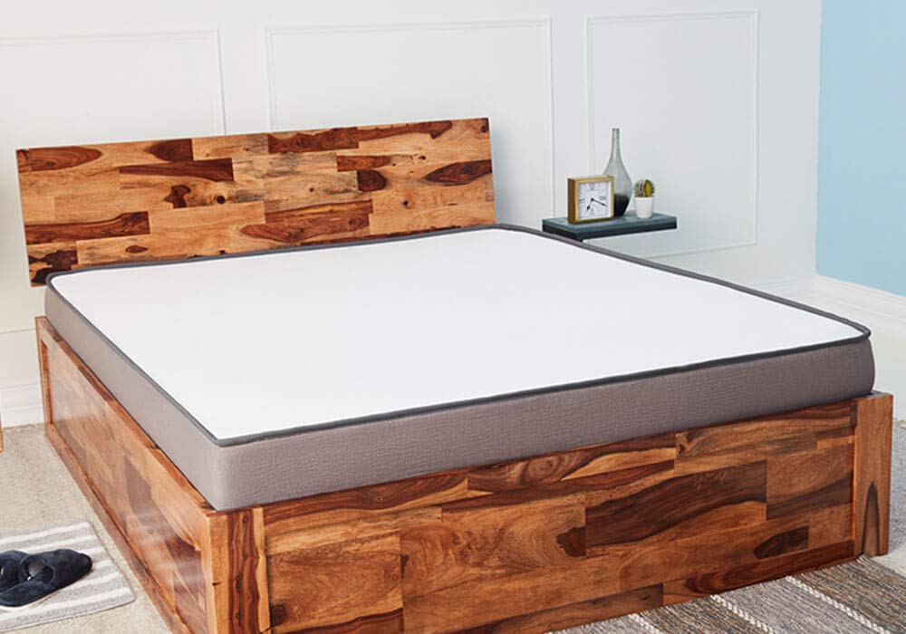 Best Wooden Sheesham Double Size Bed in India